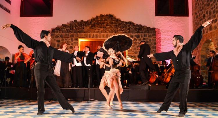 10.10.2015 - Una Noche de Zarzuelas y Canciones en Casa de los Tres Mundos, Granada