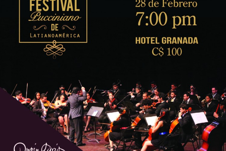 Festival Pucciniano - Concierto Magistral en Granada