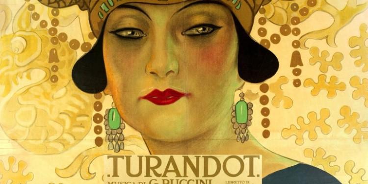 Turandot - Por Giacomo Puccini
