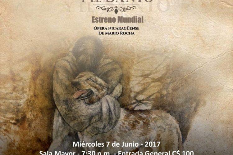 Opera El Lobo y El Santo