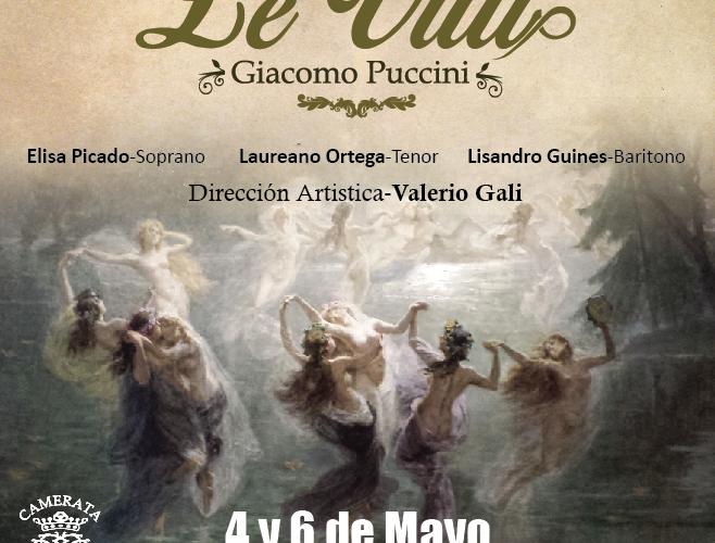4-6.05-2015 - Le Villi - Teatro Nacional Rubén Darío