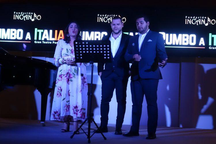 Concierto Rumbo a Italia